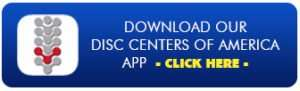 Download our Disc Centers of America App