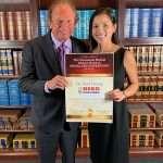 Dr. Kim Hoang & Dr. Kim Trainor Receive Prestigious Back Pain Treatment Awards